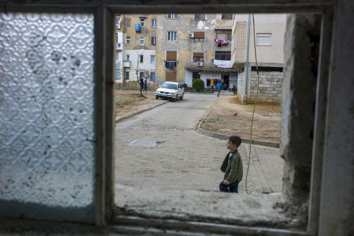 Kükes, Albanië