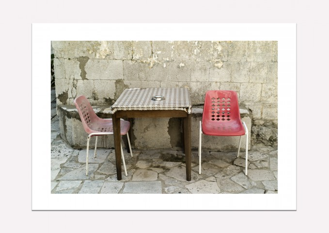 Dubrovnik, Croatia - Fine art print A4